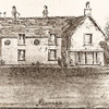 1825 sketch of the former Rectory at Mugswell
