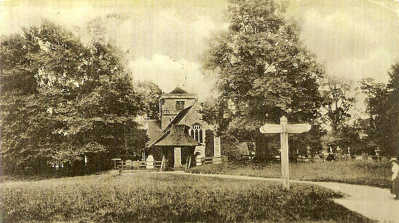 St Margaret's Church, Circa 1908