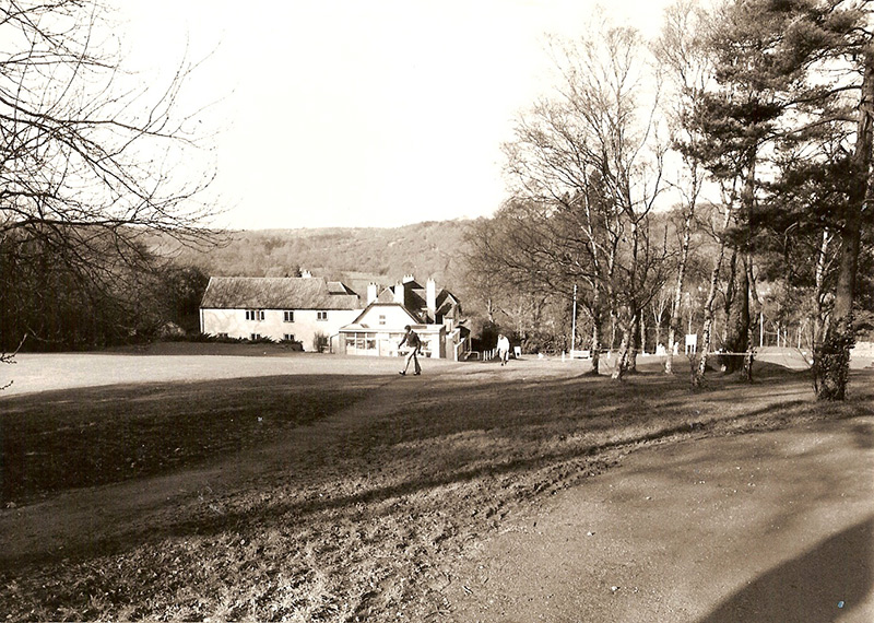Chipstead Golf Club, circa 1970